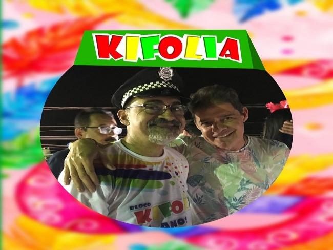 BLOCO KIFOLIA 2020! UM SUCESSO ESTRONDOSO NO 34º DESFILE DAS VIRGENS DE SURUBIM!
