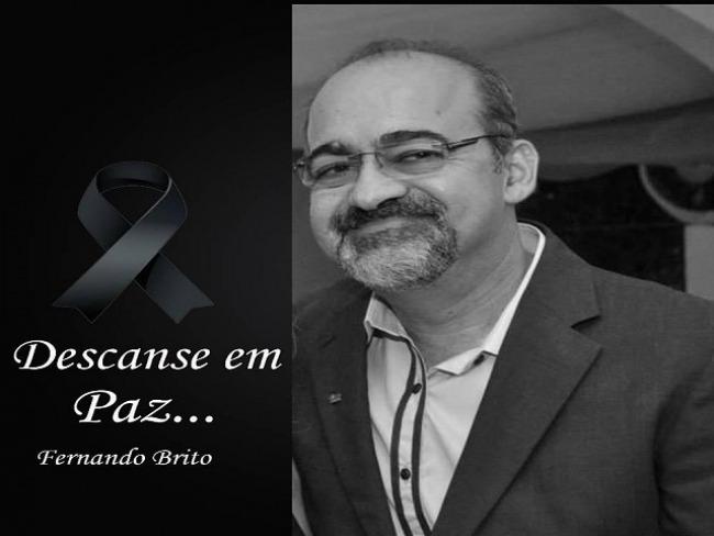 SURUBIM DE LUTO! MORRE O EMPRESÁRIO FERNANDO BRITO FILHO