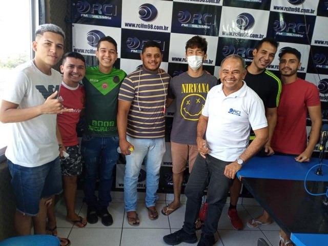 Entrevista com o Secura Futsal
