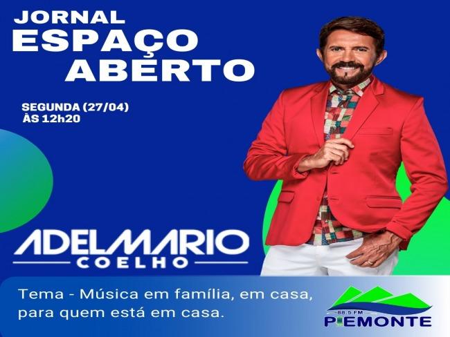 JORNAL ESPAÇO ABERTO SEGUNDA (27/04)