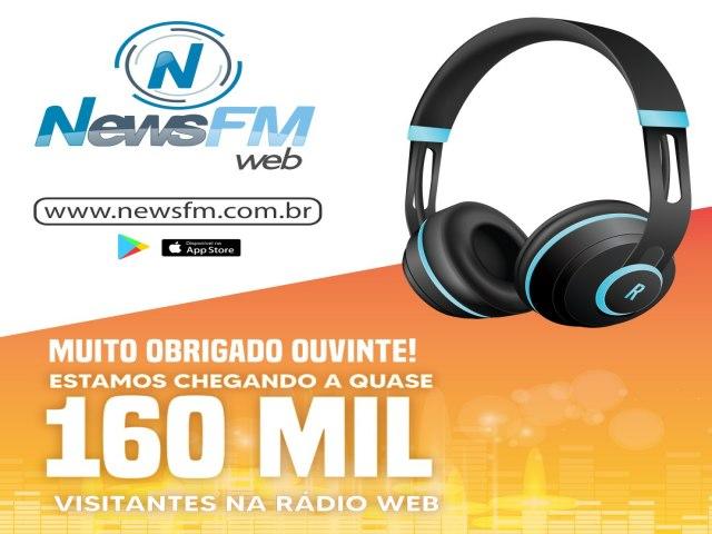 Muito Obrigado Ouvinte News FM!
