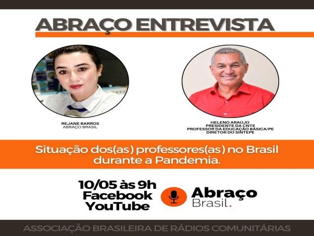 Situação dos professores/as no Brasil durante a Pandemia