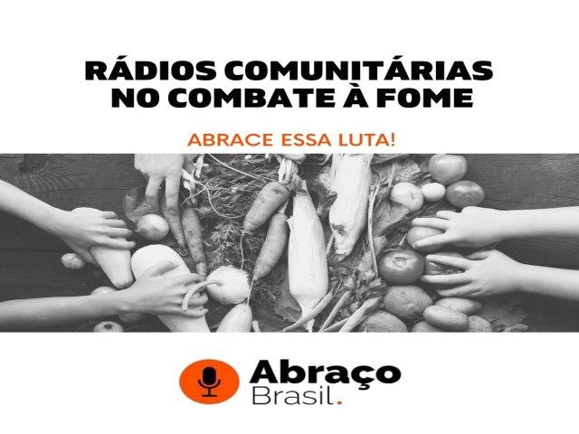 Rádios Comunitárias no combate à fome
