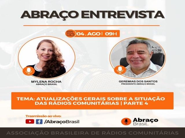 Atualizações gerais sobre a situação das rádios comunitárias - parte 4
