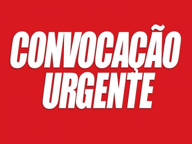 URGENTE - CONVOCADA REDE NACIONAL OBRIGATÓRIA NESTA QUINTA (12) ÁS 20:30 HORÁRIO DE BRASILIA