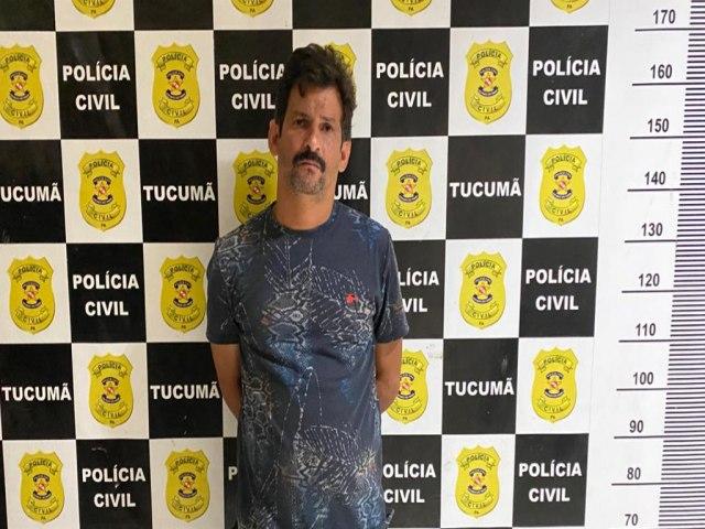 Foragido da Justiça de Goiás preso em Tucumã na madrugada deste sábado