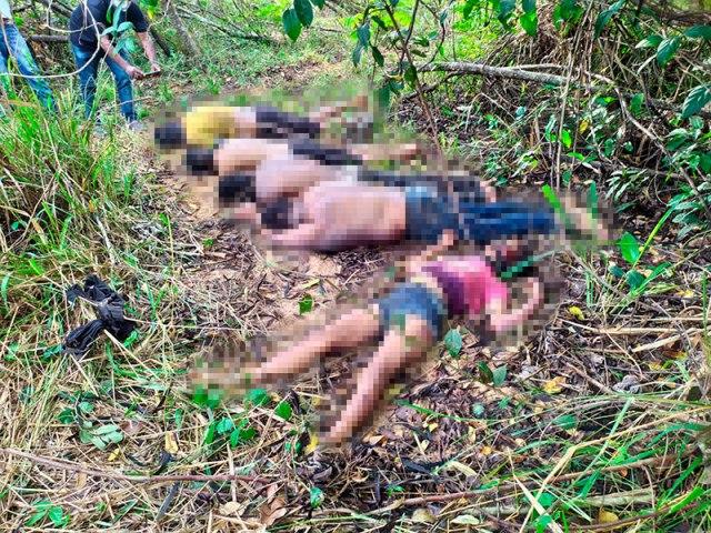 URGENTE: Guerra de facções tem chacina em Parauapebas
