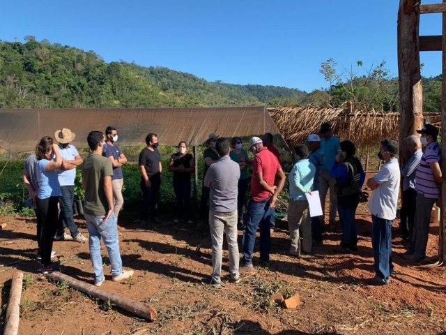 Emater promove oficina para técnicos que atuam no TS no sul e sudeste do Pará