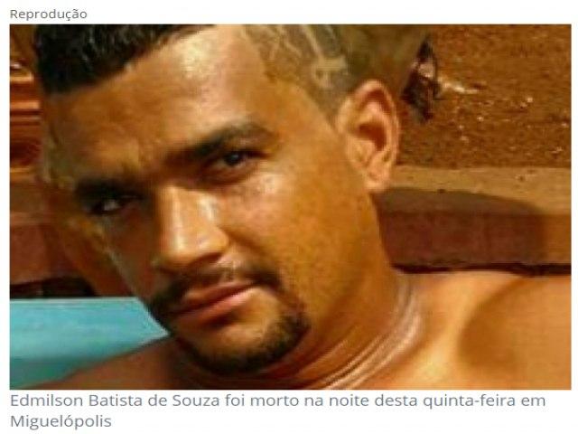 REGIÃO CIDADE DE MIGUELÓPOLIS Adolescente de 14 anos mata padrasto a facadas