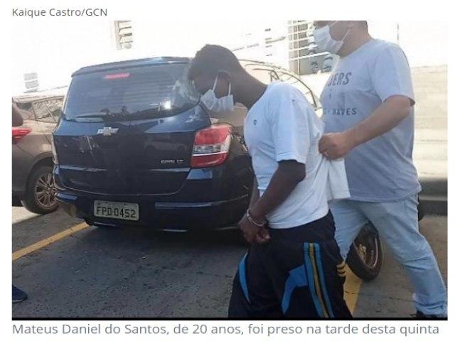 REGIÃO CIDADE CRISTAIS PAULISTA Rapaz que matou aposentado em Cristais se entrega e é preso